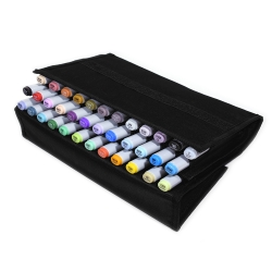 Набор маркеров для скетчинга Artisticks Style в сумке-органайзере, CASE 36 цветов